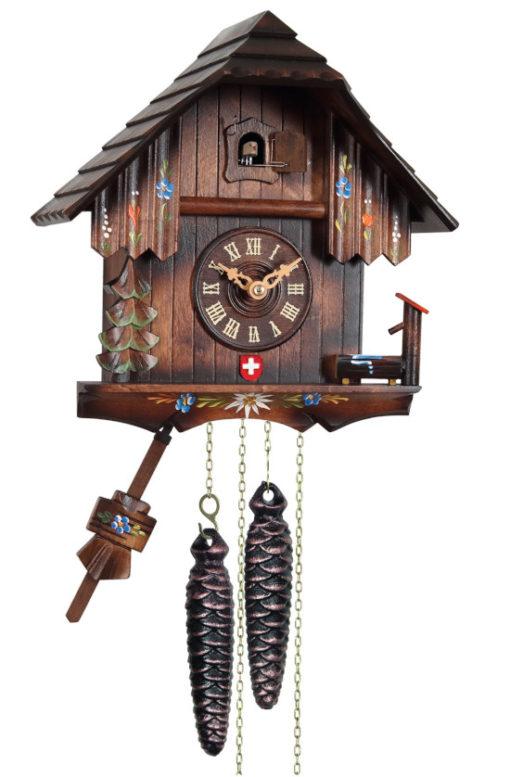 Coucou chalet suisse