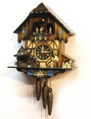 Coucou suisse horloge