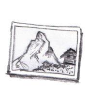 Carte postale, poster, autocollant, calendrier et livre suisse