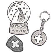 Souvenirs suisse DIVERS ! et AUTRES catégories !