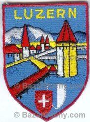 Ecusson brodé Luzern