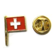 Pin's suisse - Broches et Plumes