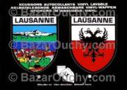 Autocollant de Lausanne