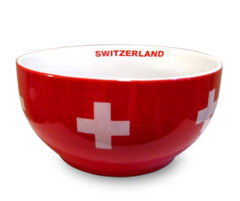 Bol rouge suisse