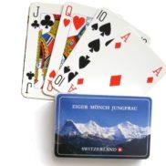 Jeux de cartes suisse