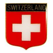 Magnet croix suisse - Ecusson