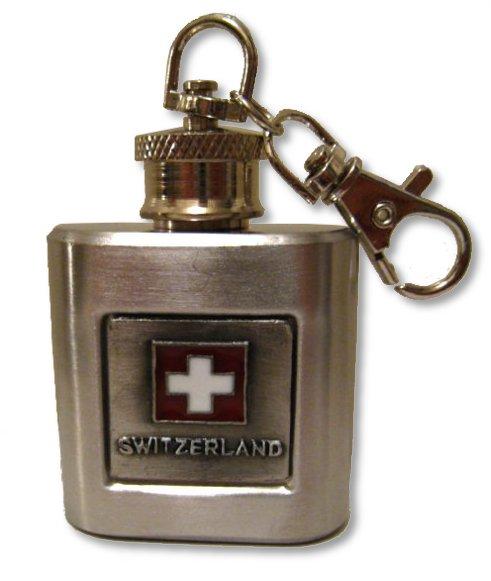 Bouteille Flask porte-clé