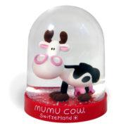 Boule à neige Mumu Cow