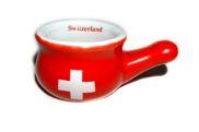 Caquelon alcool suisse