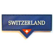 ecusson suisse en plastique