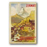Carte postale Retro