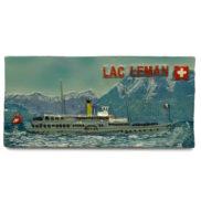 Magnet Lac Léman bateau CGN