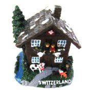 Chalet suisse - miniature décoration