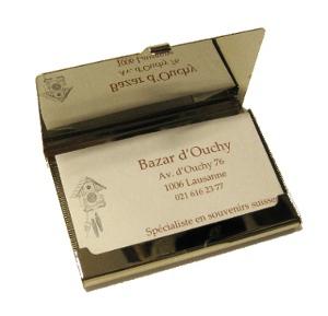 Porte Cartes De Visite Découpage BazarOuchycom - Porte cartes de visite