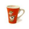 Tasse vache suisse espresso