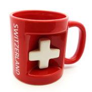 Tasse croix suisse