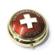 Boite à pilule suisse