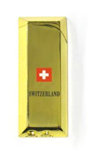 Briquet lingot suisse