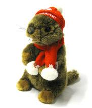 Peluche marmotte yodle jodle