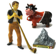 Mignature et figurines suisse