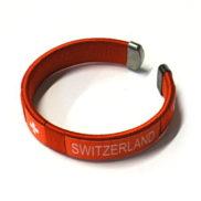 Bracelet suisse