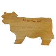 Plateau à fromage suisse vache