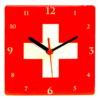 horloge montre croix suisse