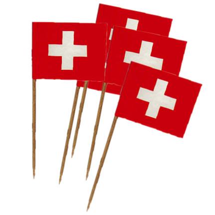 cure dent drapeau suisse