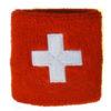Protege poignet croix suisse