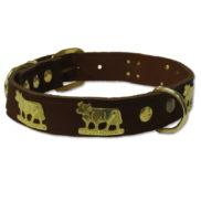 Collier de chien - Appenzellois brun foncé