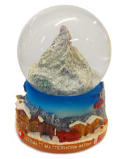 Boule à neige Cervin Matterhorn