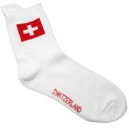 Chaussettes croix suisse