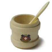 Seillon - Baquet en bois