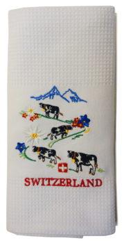 Torchon de cuisine suisse