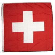 Drapeau suisse (et autres)