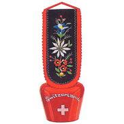 Cloche croix suisse