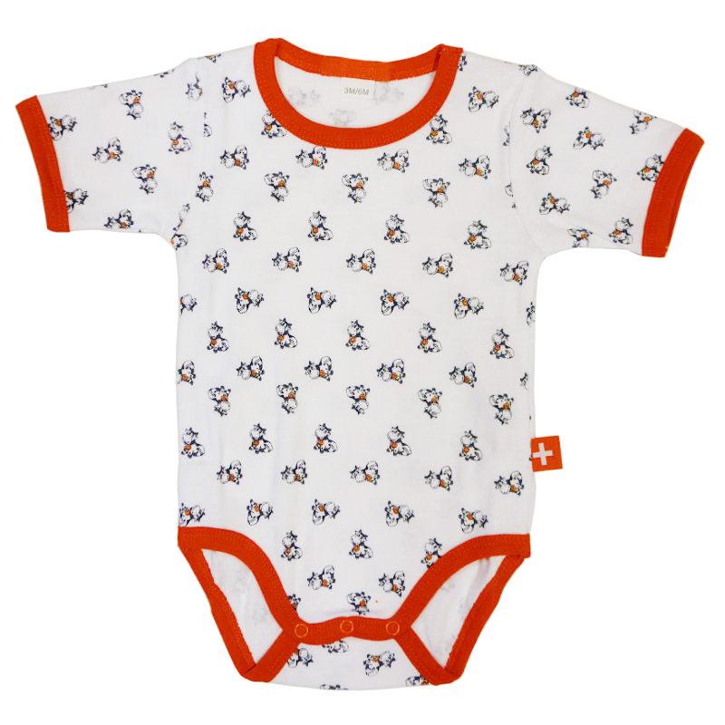 e9e8216660803 Body bébé vache suisse - BazarOuchy.com