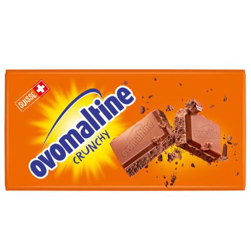 Tablette Ovomaltine chocolat