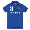Polo Suisse Bleu