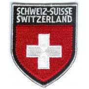 Ecusson brodé - Suisse et autres