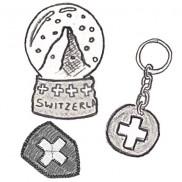 Souvenirs suisse divers