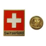 Pins croix suisse - Pin's croix suisse