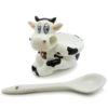 Coquetier suisse vache