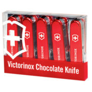 chocolat victorinox couteau