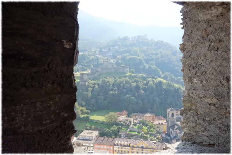 Bellinzone - CastelGrande