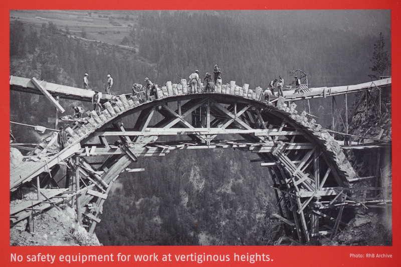 Landwasser viadukt - Pont Grisons