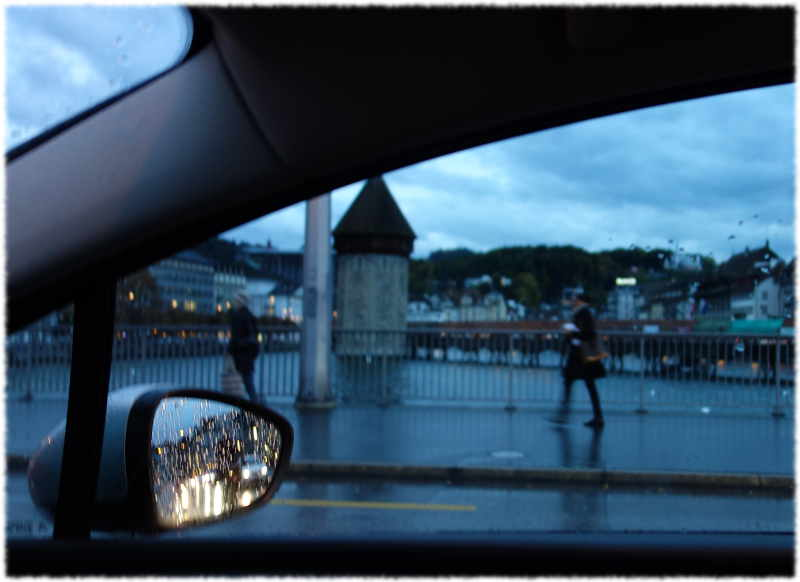 Pont de Lucerne - Kapellbrücke
