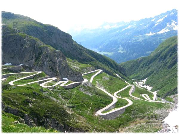 Route Via Tremola