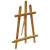 support en bois - Mini chevalet