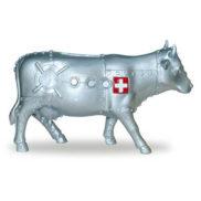 Vache suisse tirelire